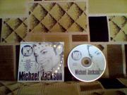 Диск Michael Jackson (Все Альбомы)