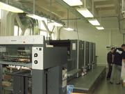 Печатная машина HEIDELBERG Speedmaster 74-4H