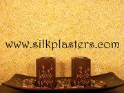 Акция! Купи декоративную штукатурку Silk Plaster и выиграй 100000!