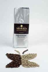 Кофе из Эфиопии свежей обжарки
