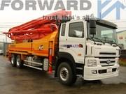 Hyundai HD 260 KCP42RX170 (Бетононасос)