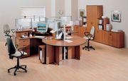 Офисная мебель и офисные перегородки