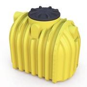 Усиленная емкость для пожземной установки 1000 литров