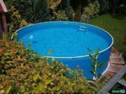 Бассейн 12000 литров.