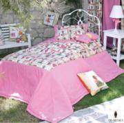 Комплект детский для спальни покрывало+2 наволочки