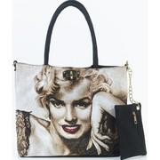 Женская сумка из гобелена 3 в одном