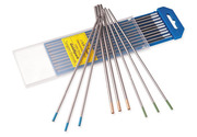Электроды вольфрамовые WL-20,  WL-15,  WY-20,  WZ-8,  WT-20,  WP