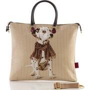 Женская сумка из гобелена