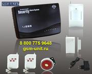 Охранная GSM-сигнализация для дома и дачи за 3699р!