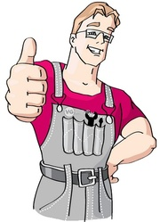 Нужен сантехник с опытом работы по установке евросантехники