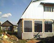Новый дом в Березовском.3100т.р.