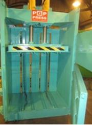 Пресс гидравлический вертикальный ПГП-45