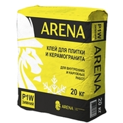 ARENA P1W 20 кг — клей для плитки и керамогранита