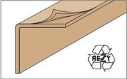 Защитные картонные уголки для упаковки