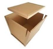 Защитные короба и картонная полоса для упаковки