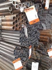 Трубы  горячекатаная сталь 09г2с,   ГОСТ 8732-78 сталь 20