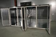 кегераторы и холодильные камеры.