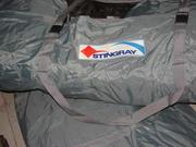 Лодка Стингрей 420 ОАЛ 2008года,  два раза на воде