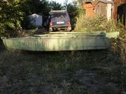 лодка Казанка с мотром