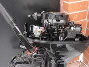 Мотор Сузуки 30дт + лодка Стингрей 420 ОАЛ. Все 2008года.Обмен.