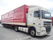 реализация новых тяжелых магистральных тягачей.евро-прицепов