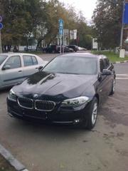 Продается BMW 523 F10 новый кузов